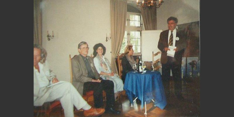 1996: The third Trilogos Forum